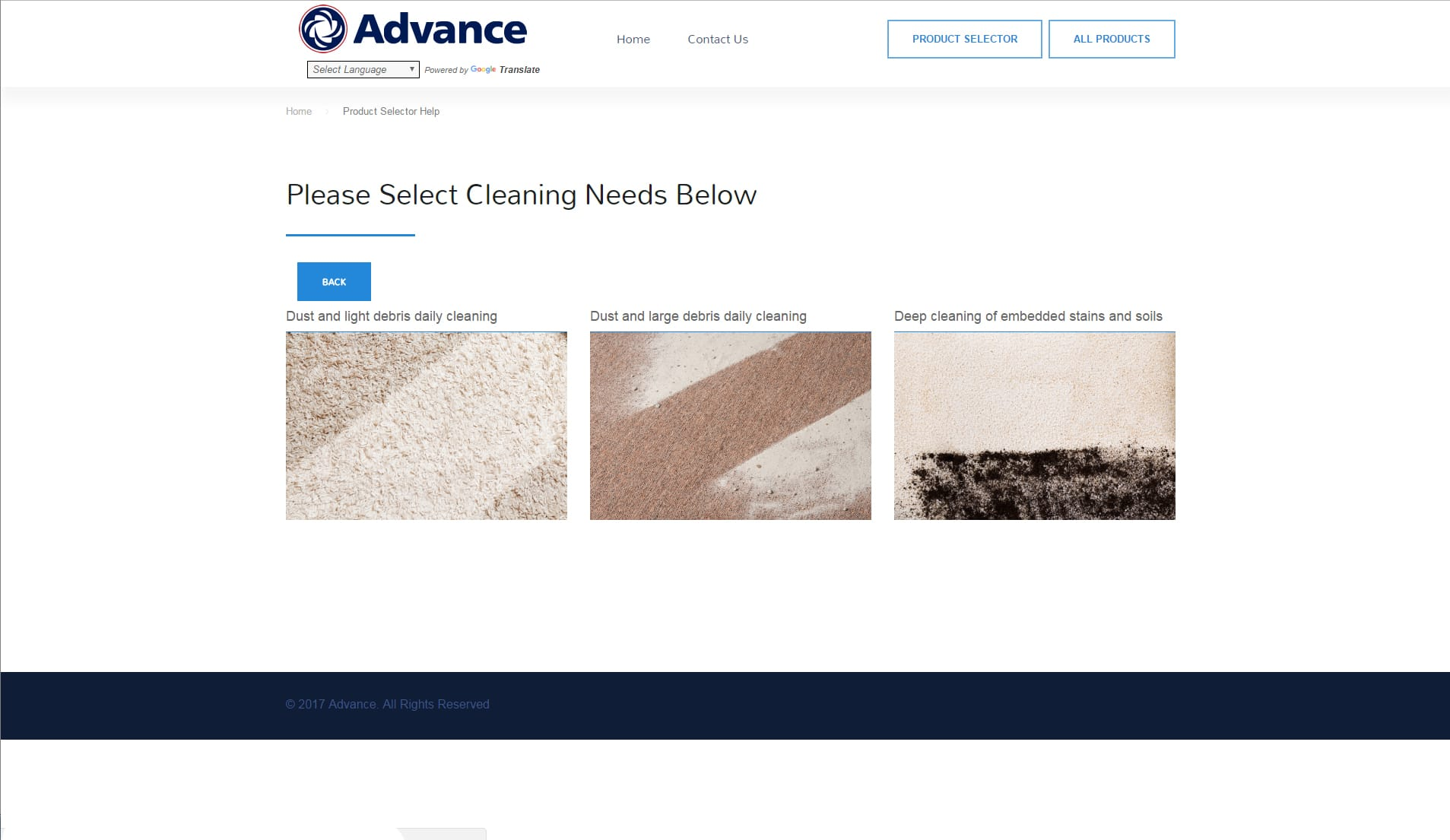Mr.Tutor-Tech Website Design Milton Advance Products Website Design Slide 4