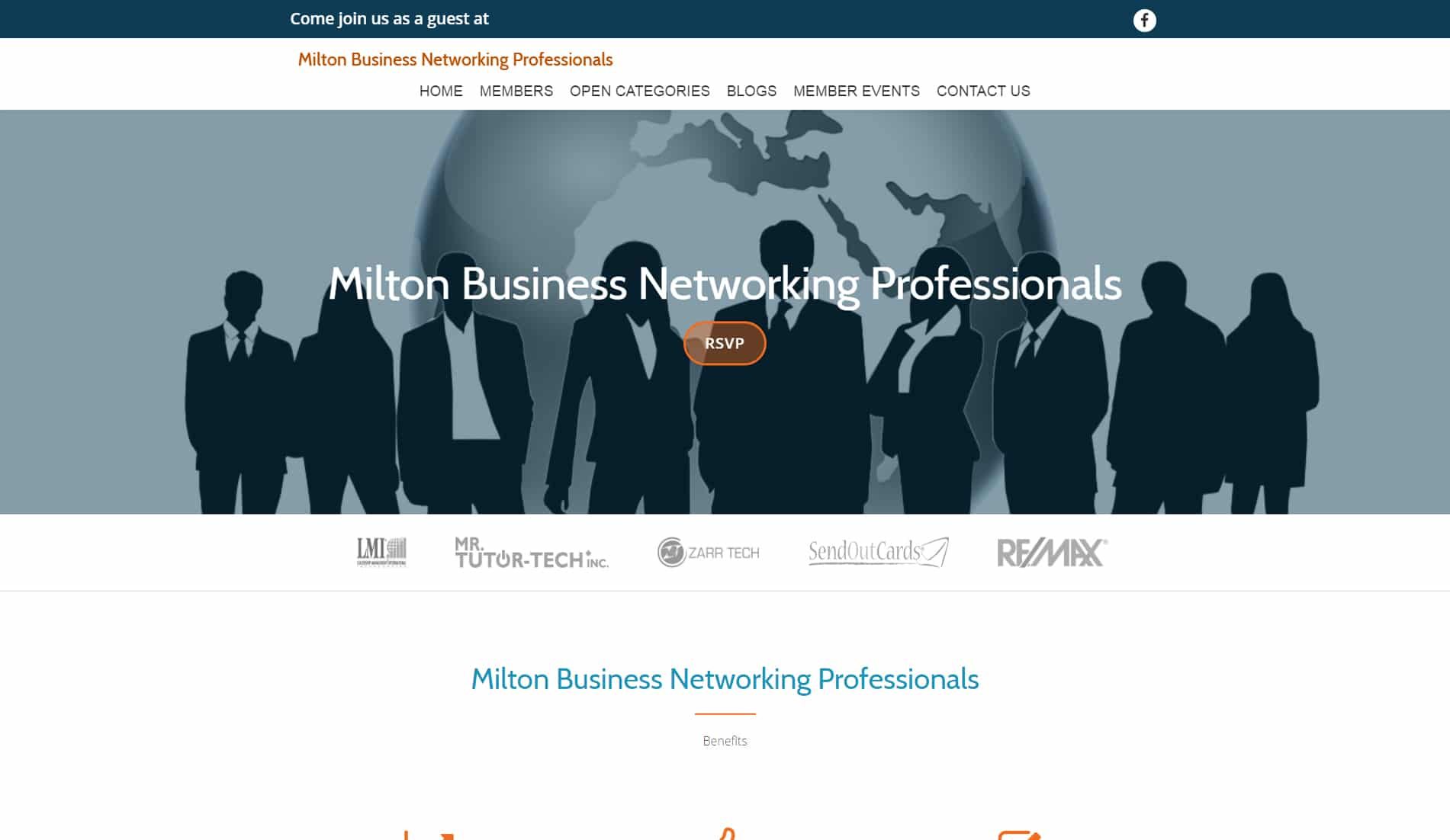 Mr.Tutor-Tech Website Design Milton Mbnp Website Design Slide 1